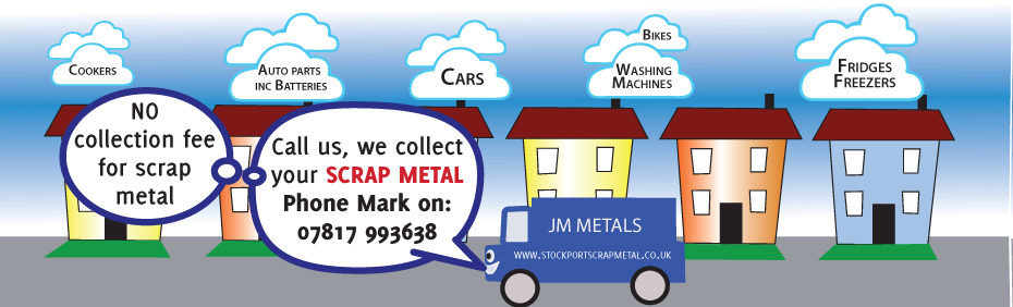 Stockport Scrap Metal